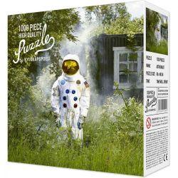 Puzzle Astronaut