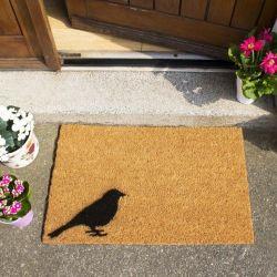 Paillasson Oiseau