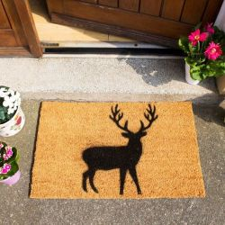 Doormat Stag