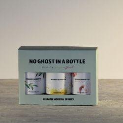 Liqueur sans Alcool 10 cl Set de 3 | Floral Delight / Ginger Delight / Herbal Delight
