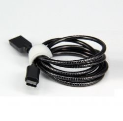 Curves Cable | Stainless Steel Zinc Alloy