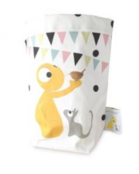 Decorative Storage Bag | Bird