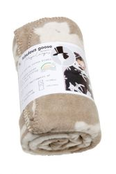 Blanket Bambi Beige/Natural