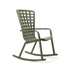 Rocking Chair Folio | Agave