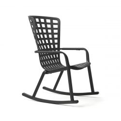 Rocking Chair Folio | Antracite