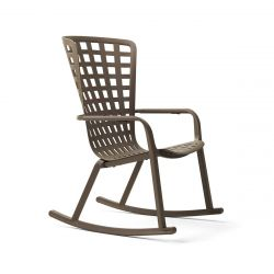 Rocking Chair Folio | Tabacco