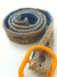 Franka Belt Blue