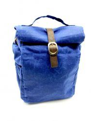 Segeltuchkühler / Lunchpaket nXtbag | Blau