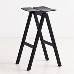 Copenhague Barstool Black