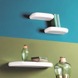 Pinna Shelf | White