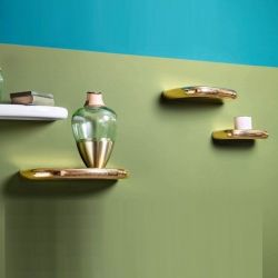 Pinna Shelf | Gold