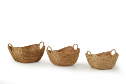 Baskets Ranh Set of 3