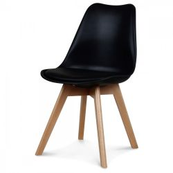 Scandi Chair | Black