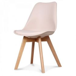 Scandi Chair | Blush