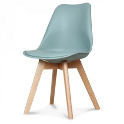 Scandi Chair | Thyme Green