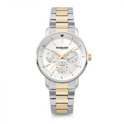 Armbanduhr Imola 36 | Silber/Gold