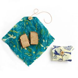 Bee's Wrap Set of 2 | Bee's & Bears & Ocean