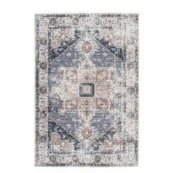 Rug India | Grey & Brown