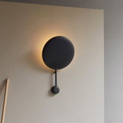 Wall Lamp Ink | Black