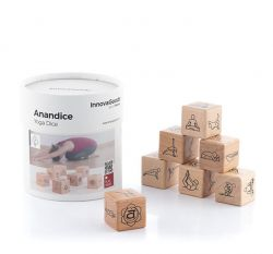 Set of 7 Yoga Dices