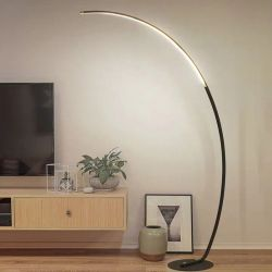 Stehlampe | Arc Light