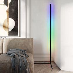 RGB Floor Lamp Throne Light with Voice Control