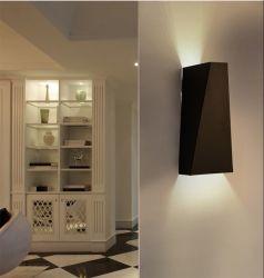 Wandlampe Geometric | Schwarz