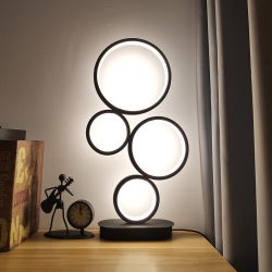 Lampe de Table | Rings