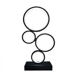 Table Lamp   Rings