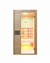 Infrared Sauna Ruby | 1 Person
