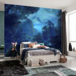 Wandbild Midnight | 400 x 280 cm