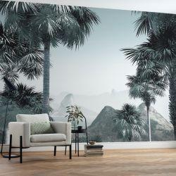 Wandbild Guanabara | 400 x 280 cm