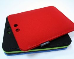 Ipad Sleeve Red