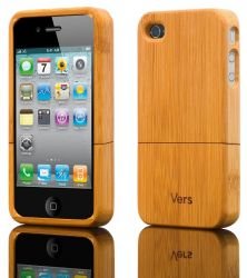 Slimcase I-Phone 4/4S bamboo