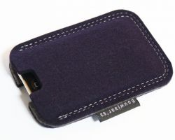 Iphone Cover Aubergine