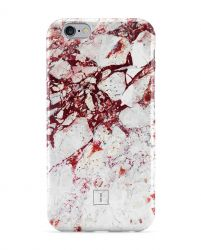 Housse Smartphone White & Red