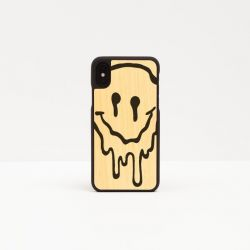 Smartphone Case Melted Smiley