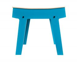 Pi Stool | Iris Blue