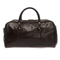 Travel Bag Antonello   Dark Brown