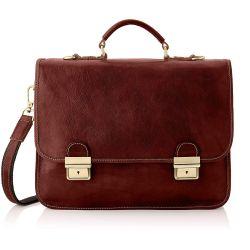 Handbag Giotto   Brown