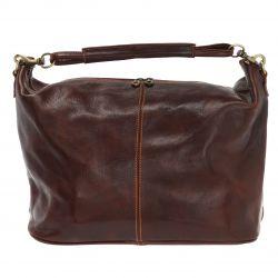 Travel Bag Mantegna   Dark Brown