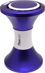 ITamTam Low stool - Portable iPod Dock Purple