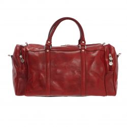 Travel Bag Colombo   Red