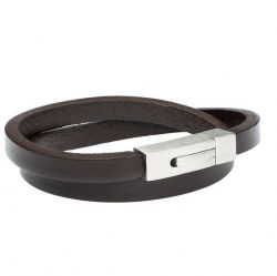 Men Bracelet | Dark Brown