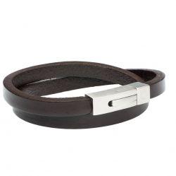 Bracelet Homme | Brun Foncé