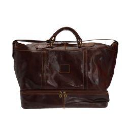 Travel Bag Pisa   Brown