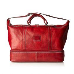 Travel Bag Pisa   Red