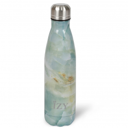 Thermos Drinking Bottle 500ml | Marble Green