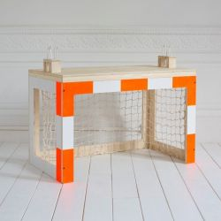 JAN Table | Neon Orange