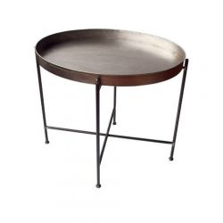 Side Table Janet | Antique Silver